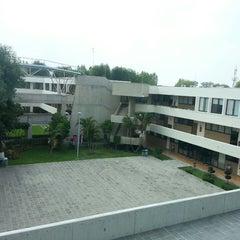Photo taken at Universidad Panamericana (UP Campus Guadalajara) by Andres A. on 8/6/2013