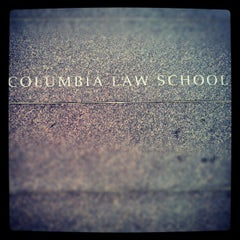 Photo taken at Columbia Law School - Jerome Greene Hall by Jonathan K. on 11/1/2012