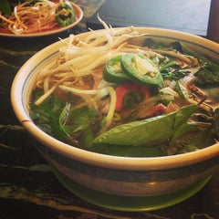 Photo taken at Pho Bistro by Jimmy G. on 4/30/2013