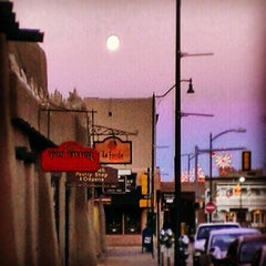 Photo taken at La Fonda Santa Fe by David W. on 12/29/2012