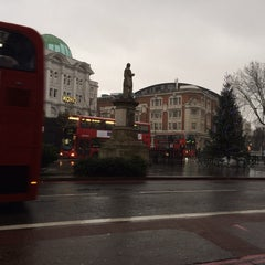 Photo taken at Mornington Crescent by Eugene on 12/31/2013