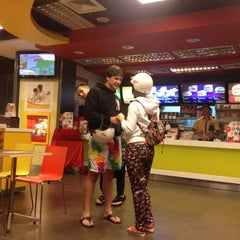 Photo taken at McDonald's by Anna O. on 11/26/2014