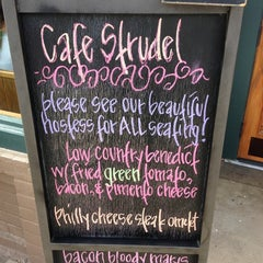 Photo taken at Cafe Strudel by Chuck L. on 11/4/2012