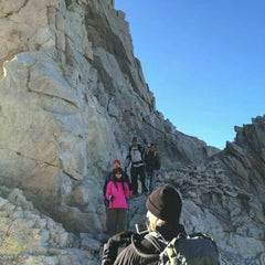 Photo taken at Mount Whitney by Dolly S. on 8/23/2014