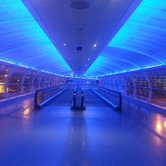 Photo taken at Manchester International Airport (MAN) by Winson W. on 12/2/2012