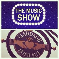Photo taken at Claddagh Irish Pub by Chris O. on 7/24/2014