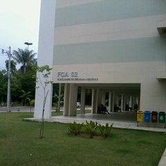 Photo taken at Faculdade de Ciências Agrárias - Universidade Federal do Amazonas by Rodrigo G. on 9/30/2013