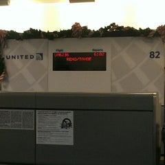 Photo taken at Gate 82 by Gary M. on 1/7/2013