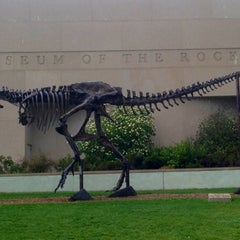 Photo taken at Museum of the Rockies by Ryan B. on 5/22/2013