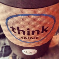 Photo taken at Think Coffee by Angela Z. on 9/29/2012