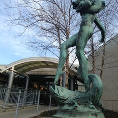 Photo taken at Farmington Community Library - Main Library by Ashley G. on 1/15/2013