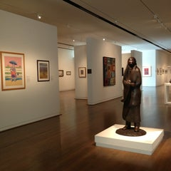 Photo taken at Fred Jones Jr. Museum of Art by Isabel H. on 8/29/2013