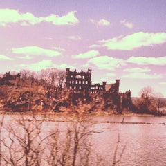 Photo taken at Bannerman Island (Pollepel Island) by Frank R. on 3/5/2013