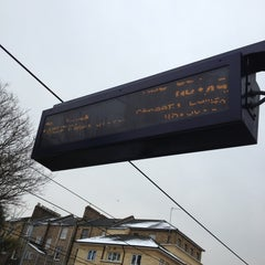 Photo taken at Rectory Road Railway Station (REC) by Howie d. on 1/23/2013