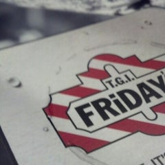 Photo taken at TGI Fridays by Nice C. on 3/20/2013