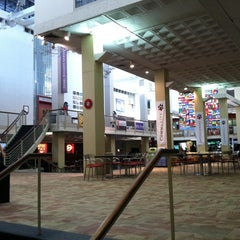 Photo taken at Curry Student Center by Matthew G. on 9/16/2011