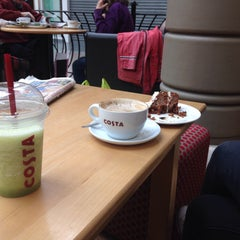 Photo taken at Costa Coffee by Cynthia M. on 6/14/2015