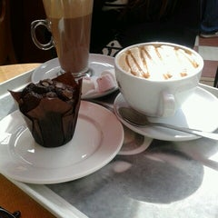 Photo taken at Costa Coffee by Cynthia M. on 5/7/2013