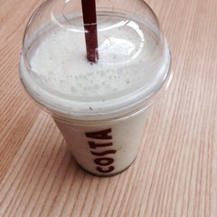Photo taken at Costa Coffee by Cynthia M. on 7/26/2014