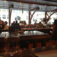 Photo taken at Reds Wine Tavern by Sylvie S. on 12/19/2012