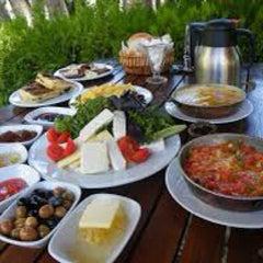 Photo taken at Madalyalı Restaurant by Ecem D. on 6/22/2014