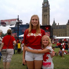 Photo taken at Parliament Hill by Sheila G. on 7/1/2013