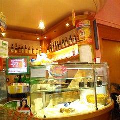 Photo taken at L'ortolano Bar Osteria by Sajjad S. on 2/1/2013