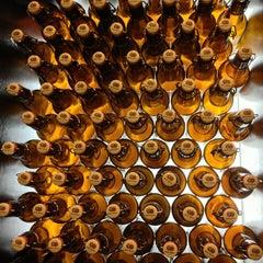 Photo taken at Brotzeit German Bier Bar & Restaurant by Elix Y. on 1/26/2013