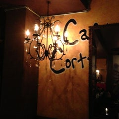 Photo taken at Cafe Cortadito by chris b. on 2/8/2013