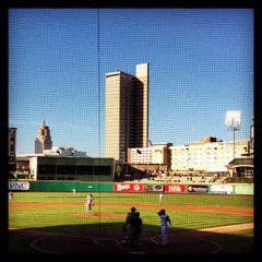 Photo taken at Parkview Field by Stasha on 6/3/2013