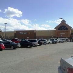 Photo taken at Walmart Supercenter by Daniel G. on 3/28/2013