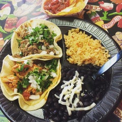 Photo taken at Chubby's Tacos by Christopher G. on 6/25/2015