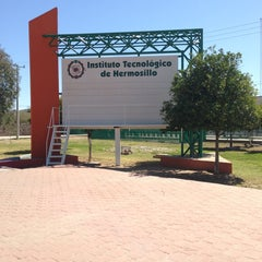 Photo taken at Instituto Tecnológico de Hermosillo by Gerardo R. on 2/22/2013