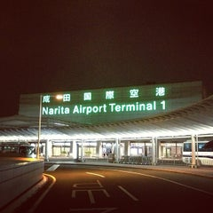 Photo taken at 成田国際空港 (Narita International Airport) (NRT) by Nikita H. on 6/17/2013