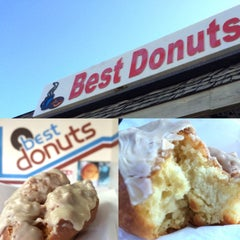 Photo taken at Best Donuts by Victor V. on 8/28/2014