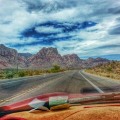 Photo taken at Hwy 160 Entering The Mountains by kat S. on 5/5/2014