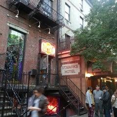 Photo taken at Trash & Vaudeville by Don T. on 10/20/2012
