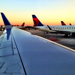 Photo taken at Terminal A by Don T. on 6/1/2013