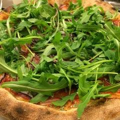 Photo taken at Pizzeria Corte Farina by Anna T. on 4/28/2014
