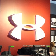 Photo taken at Under Armour by Josie C. on 11/6/2012