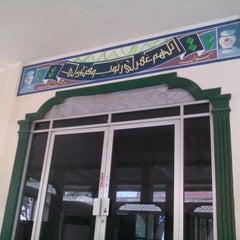 Photo taken at Masjid Ad-Du'a by La Ode F. on 4/19/2013