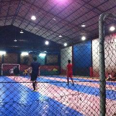 Photo taken at Sempurna Futsal by Andre S. on 8/6/2013