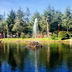 Photo taken at Universidad Iberoamericana Puebla by Ernesto C. on 11/21/2012