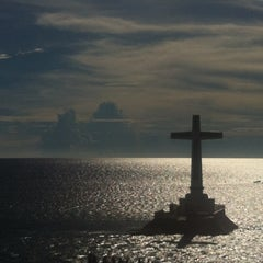 Photo taken at Sunken Cemetery Cross by Mariah F. on 5/2/2015