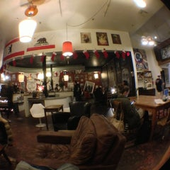 Photo taken at Kreuzberg Coffee Company by Loic C. on 12/28/2012