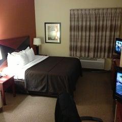 Photo taken at Sleep Inn & Suites by Patrick O. on 4/4/2013
