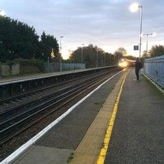 Photo taken at Herne Bay Railway Station (HNB) by Tom W. on 11/25/2015