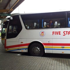 Photo taken at Marquee Mall Bus Station by Paul Vincent D. on 8/6/2013