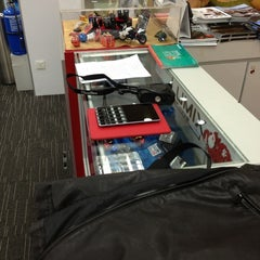 Photo taken at Harvey Norman by Samuel T. on 12/8/2012