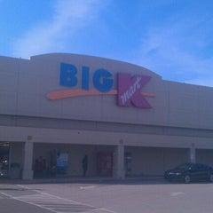 Photo taken at Kmart by Corey on 11/22/2012